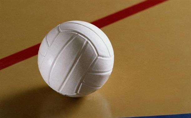 Тульские волейболисты проиграли три матча тура в Калуге