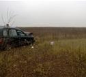 В Щекинском районе перевернулся автомобиль