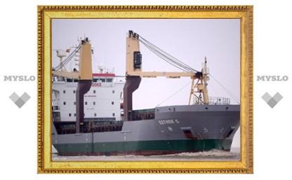 У берегов Камеруна захвачено британское судно с двумя россиянами