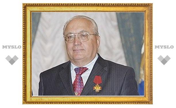 Ректор МГУ Виктор Садовничий предложил тульскому губернатору модернизировать вузы