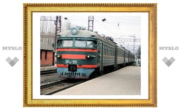В Туле изменится расписание поездов