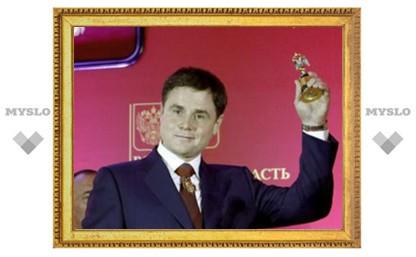 Фотоподробности инаугурации Владимира Груздева