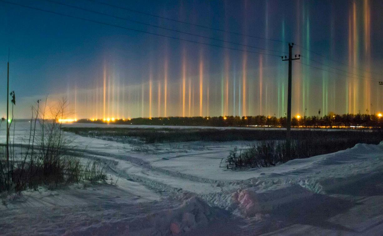 Ночью в небе над Центральной частью России появятся «ледяные иглы»