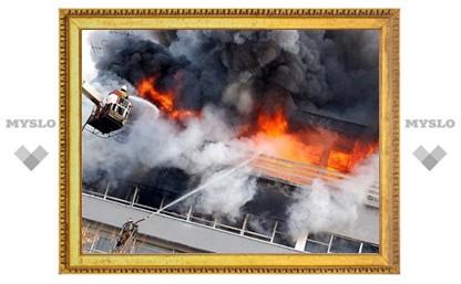 В Заречье сгорело две квартиры