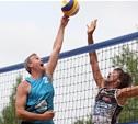 В Туле выбрали королей пляжного волейбола