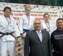 Тульские дзюдоистки привезли медали из Самары