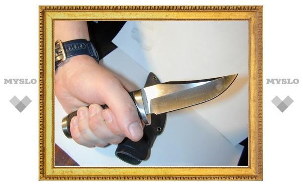 Ревнивец из Тульской области хотел убить бывшую жену