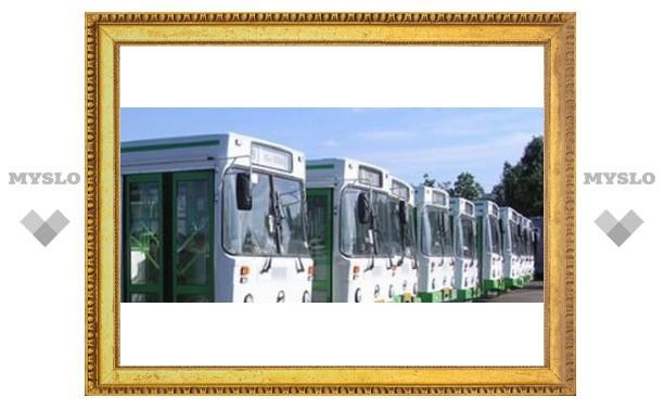 В Туле изменится маршрут автобуса