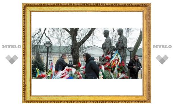 В Киреевске появится памятник ветеранам Афганистана