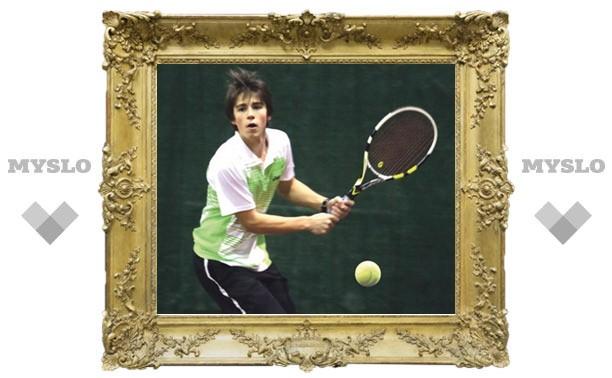 Тульская школа тенниса выходит на новые горизонты