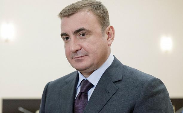 Алексей Дюмин занял третье место в рейтинге самых влиятельных глав регионов России