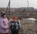 Деревня в Ефремовском районе оказалась отрезана от «большой земли»