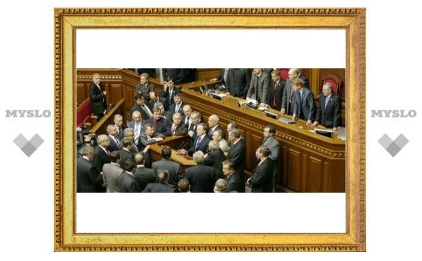 Депутаты отклонили социальный закон
