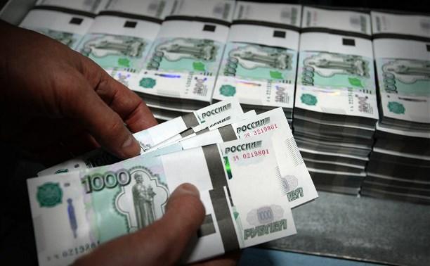 Заместитель гендиректора строительной компании присвоил более 2,6 млн рублей из бюджета