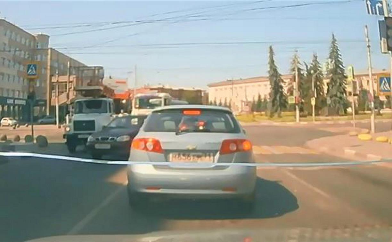 «Ударил и уехал»: тулячка разыскивает очевидцев аварии и бессовестного водителя Daewoo