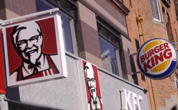ЛДПР просит проверить качество еды в KFC и Burger King