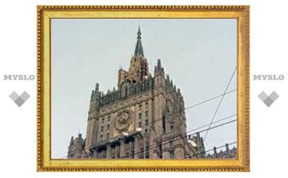 МИД России обиделся на Украину из-за Лужкова