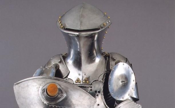 В музее оружия покажут рыцарские доспехи