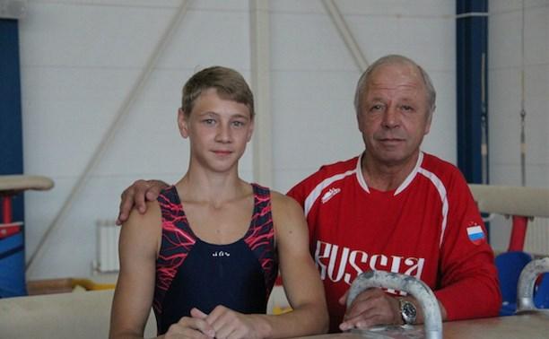 Туляк завоевал три медали на первенстве России по спортивной гимнастике