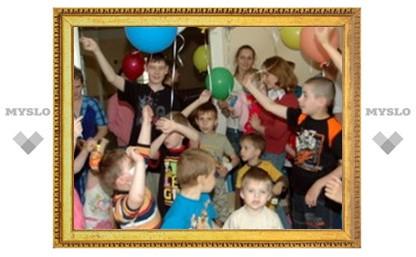 Детская больница празднует юбилей