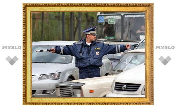 Ограничение на движение в центре Тулы снято