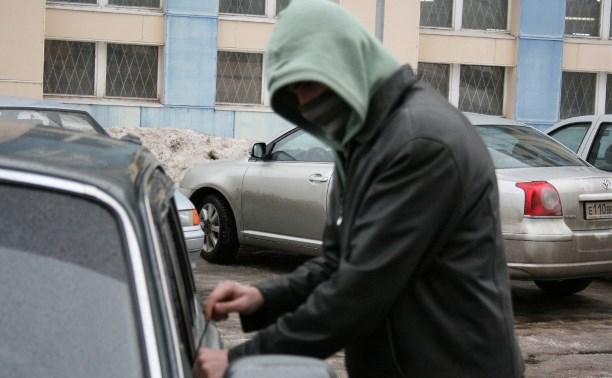 За сутки полицейские в Тульской области раскрыли два автоугона