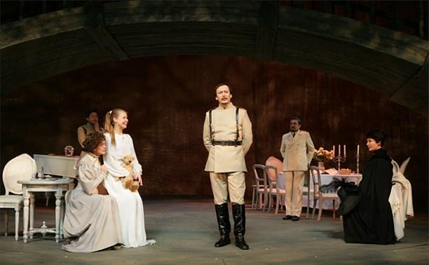 Туляков приглашают посмотреть спектакль московского театра «Современник»