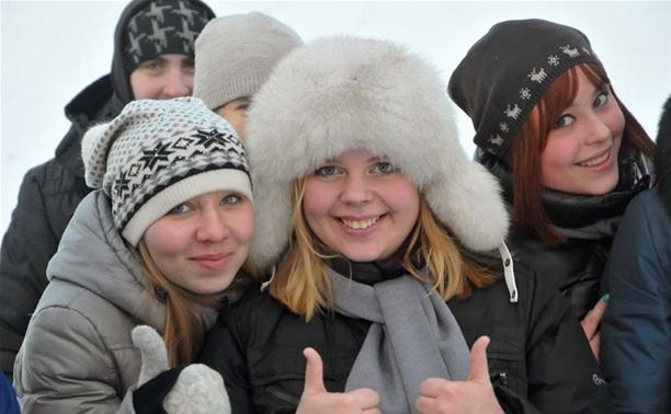В Туле отмечают День студента!