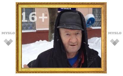 Дед Бом-Бом прокомментировал работу тульских коммунальщиков и снегопад