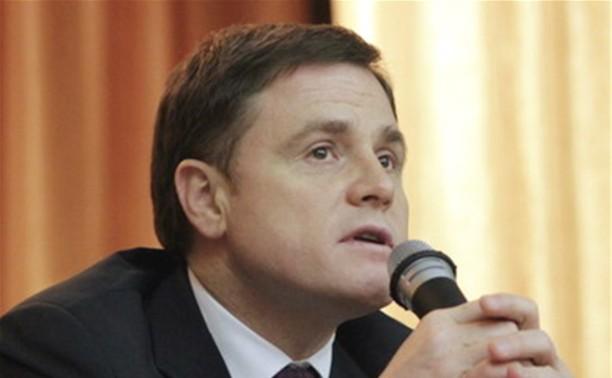 Владимир Груздев раскритиковал работу главы Киреевского района
