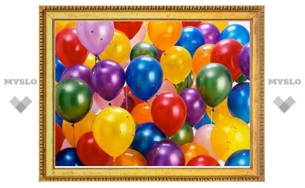 Тулякам продавали воздушные шарики по сто рублей