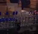 В Тульской области ликвидировано два подпольных алкогольных завода