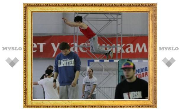 В Туле прошел молодежный фестиваль экстремального искусства «X-PRESS BATTLE 2»