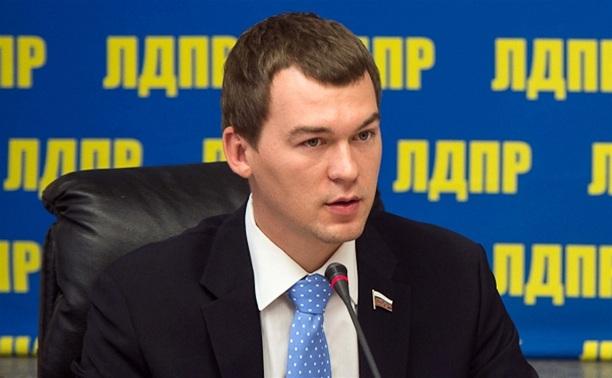 ЛДПР предложили печатать в российских паспортах гимн РФ, а также историю страны в картинках