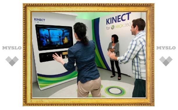 Kinect научат определять возраст людей