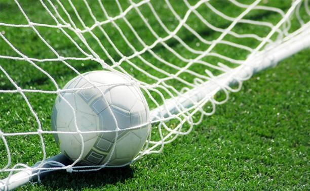 В Тульском областном чемпионате по футболу появился единоличный лидер