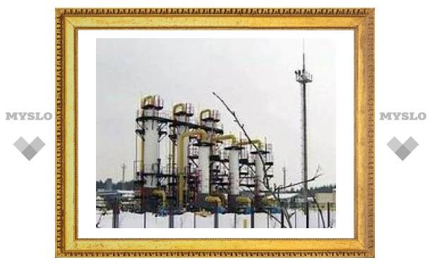 Украина не смогла уладить газовый конфликт