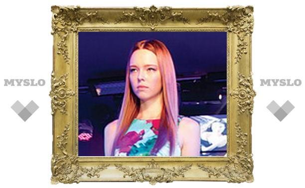Тулячка Маша Пуханова –лучшая модель года-2012