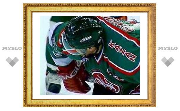 Чемпион российской хоккейной суперлиги определится в Казани