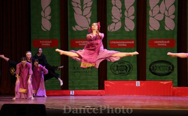 В Туле прошел конкурс по народным направлениям танца «Тулица-2017»