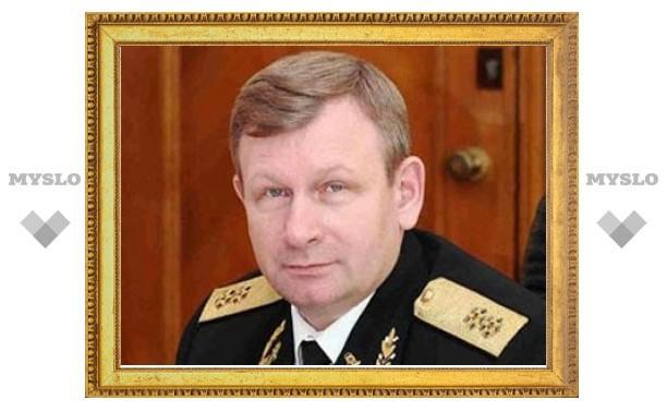 Названо имя нового командующего Тихоокеанским флотом