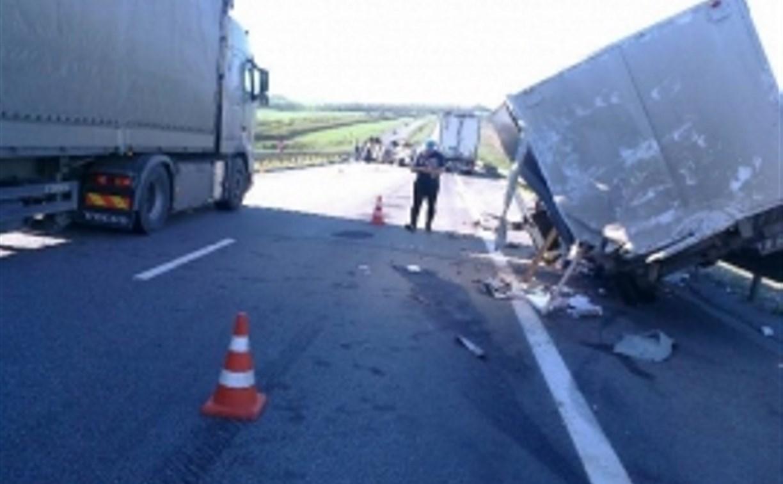 В Тульской области в ДТП на трассе «Дон» погиб мужчина