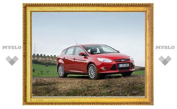 Названы российские цены на новый Ford Focus