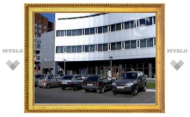 В Новокузнецке обстреляли здание местного телеканала