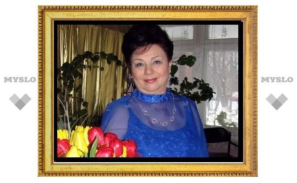 21 марта Тульская область прощается с Любовью Шишовой