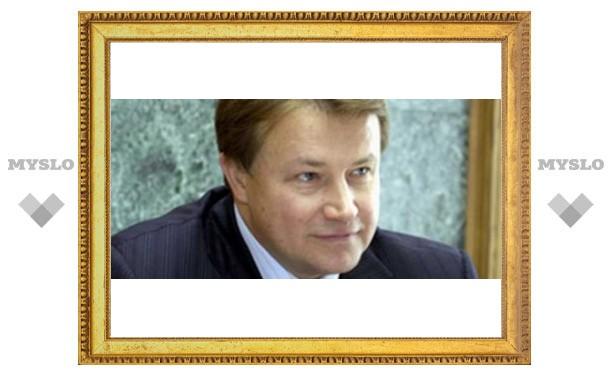 Тульский губернатор устраивает хоккейный турнир