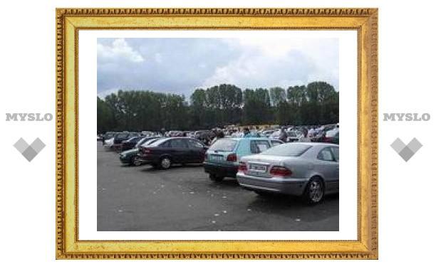 При продаже подержанных автомобилей не будет взиматься двойной налог