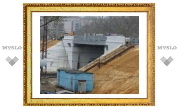 Одоевский путепровод откроется 25 ноября