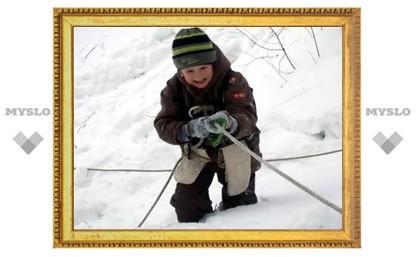 Школьники из Черни взяли «тульскую лыжню»
