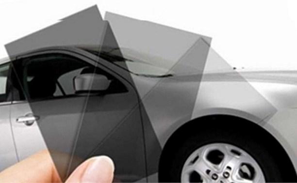 Россиян не будут лишать прав за незаконную тонировку автомобильных стекол
